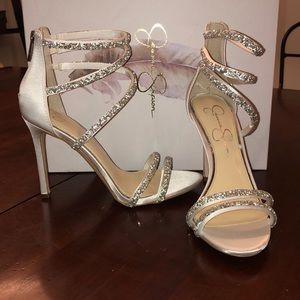 Jessica Simpson Women's Jamalee Heeled Sandal